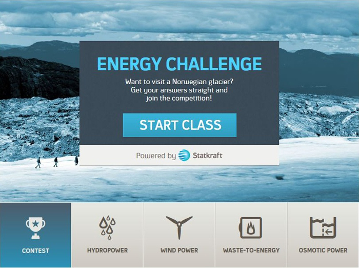 Image of Energy Challenge at Facebook