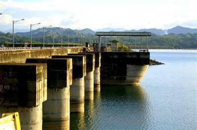 Magat Hydroelectric Power Plant