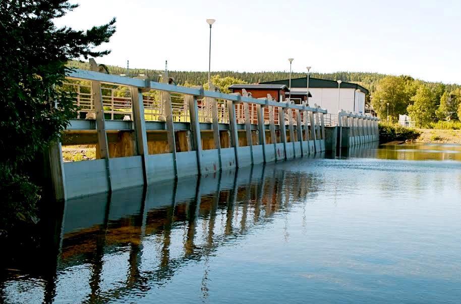 Vattenkraft I Sverige Statkraft
